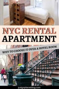 When deciding where to stay in NYC, you basically have two choices: a hotel or a privately-owned apartment. Us, we value the privacy that comes with an apartment rental in NYC, combined with some luxury. Check out why we loved our apartment by One Fine Stay, and discover why renting short stay apartments in nyc is a great option. #nyc #apartments #luxuryhotels #newyork #review