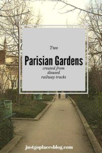 The promenade planted, a Parisian garden created from a disused railroad track