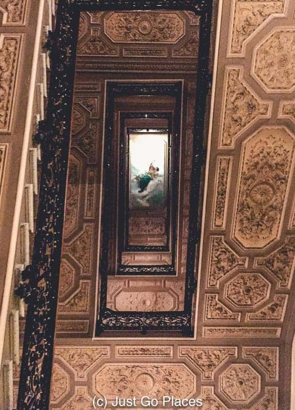 Luxury Hotel St Regis Rome in Italy