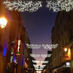 Christmas Festivities in Paris