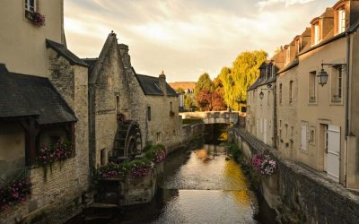 Why You Should Visit Bayeux France:  A City Famous For Two Invasions Nearly 1000 Years Apart