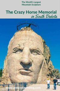 crazy horse memorial in South Dakota will be the world's largest mountain sculpture