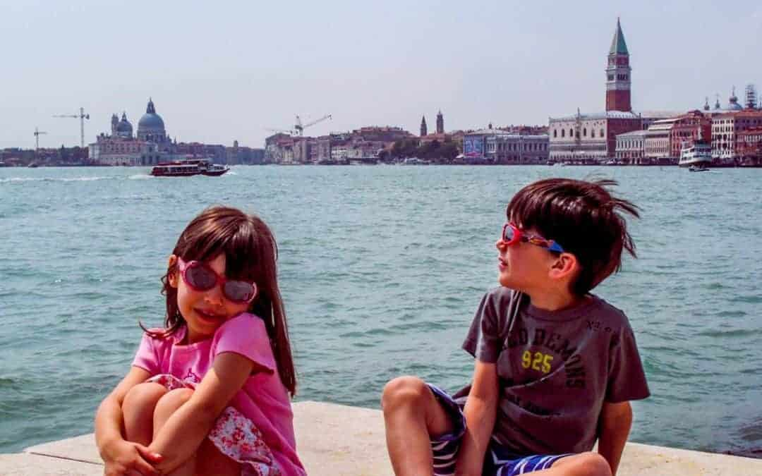 Travel Tips for Visiting Venice with Children, the Olivia Way