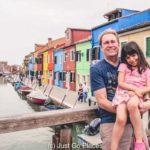 Venice with kids the Olivia Way