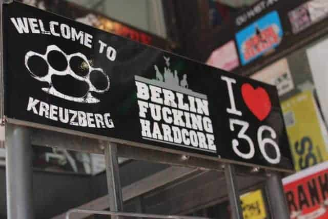 The Many Sides of Kreuzberg