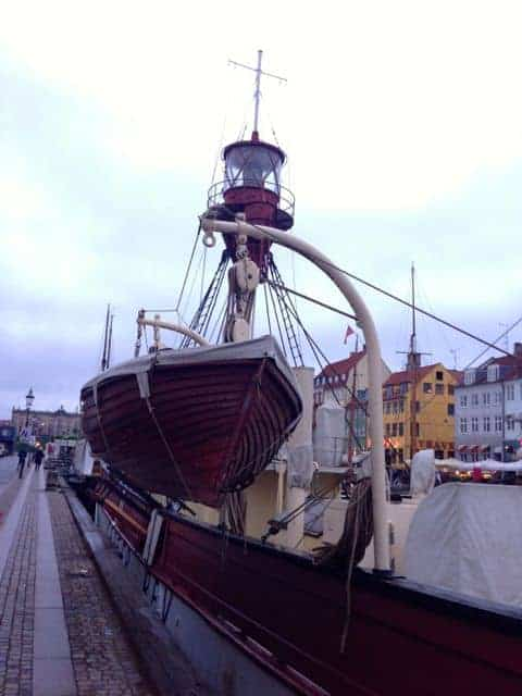 Nyhavn Harbour:  The Longest Outdoor Bar in Scandinavia