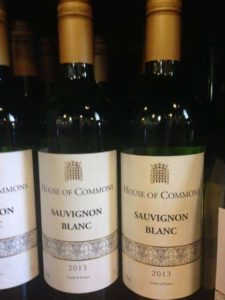 house of commons wine