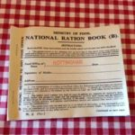 World War I ration book
