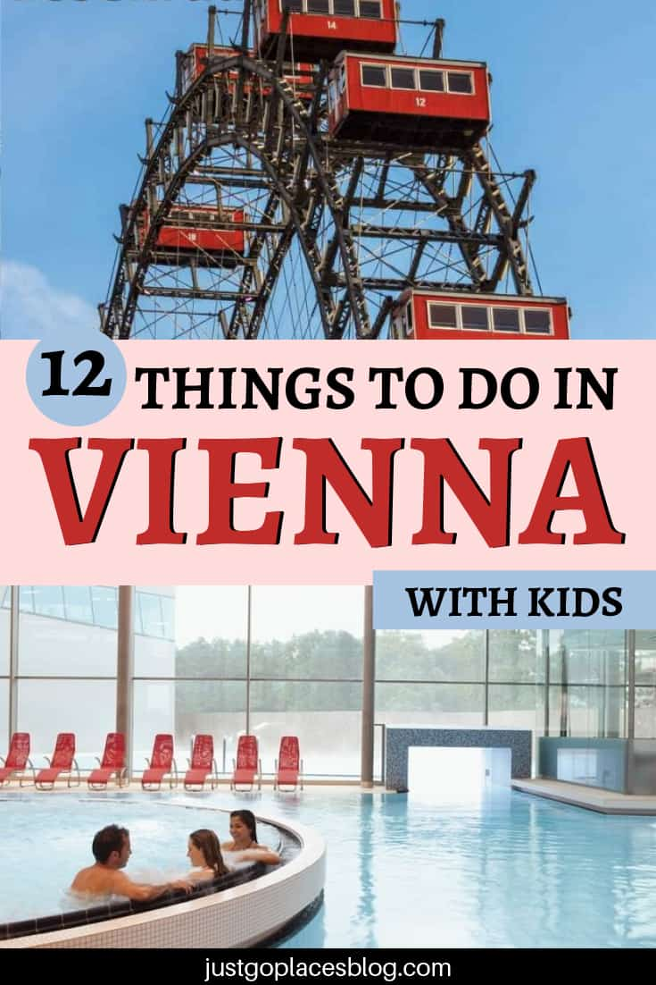 12 things to do in Vienna with kids