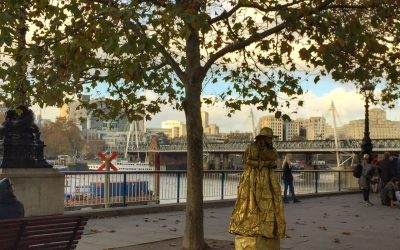 Feeling Festive at London Southbank's Winter Festival