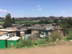 A South African Township
