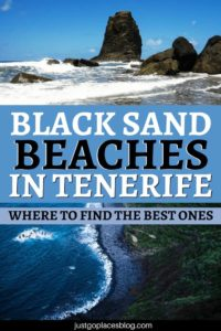 The island of Tenerife, Spain, is famous for its beautiful beaches. Discover what are the best things to do in Tenerife and which are the best 8 Tenerife black sand beachess. You need to head to this beautiful Canary Island ASAP! #tenerife #blacksandbeach #bestbeach #canarysislands #beach #spain