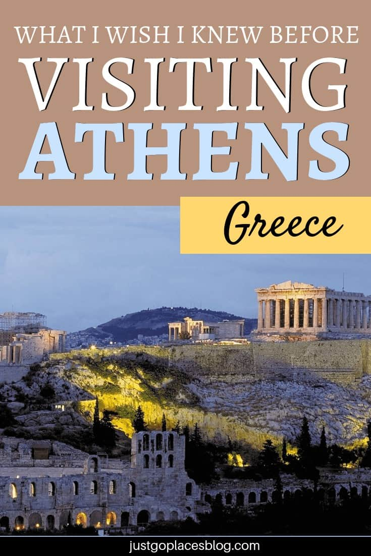Athens is such a beautiful city… but I wish I knew a few things before visiting! Click and discover the top reasons why you need to visit Athens, Greece + a list of the best things to do in Athens and some useful Athens travel tips. #athens #greece #europetravel
