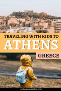 Athens is the dream city for history lovers… but there are a few things you should know before visiting Athens with kids! Check out why you need to visit Athens, Greece + a list of the best things to do in Athens and some useful Athens travel tips to visit Athens with children. #athens #greece #europetravel #kidstravel #travelwithkids
