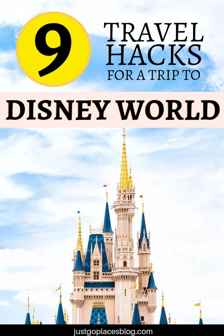 Disney World is so much fun, but it does get exhausting, doesn't it? Check out these Disney World tips & tricks and our 9 travel hacks for Disneyland. These Disney World secrets will be useful for your Disney World planning. #disneyworld #disneyworldtips #disneyworldresorts #disneyworldpark