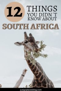If you're heading to South Africa for the first time, you're going to have a blast, but there are certain things you might want to know about beforehand. I found these twelve things an unexpected surprise in South Africa, so click to check out 12 South Africa travel tips that will help you make the most of your visit to this incredible country