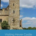 Family Fun at Hever Castle & Gardens in Kent England
