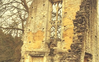 The Picturesque Ruins of Minster Lovell Hall