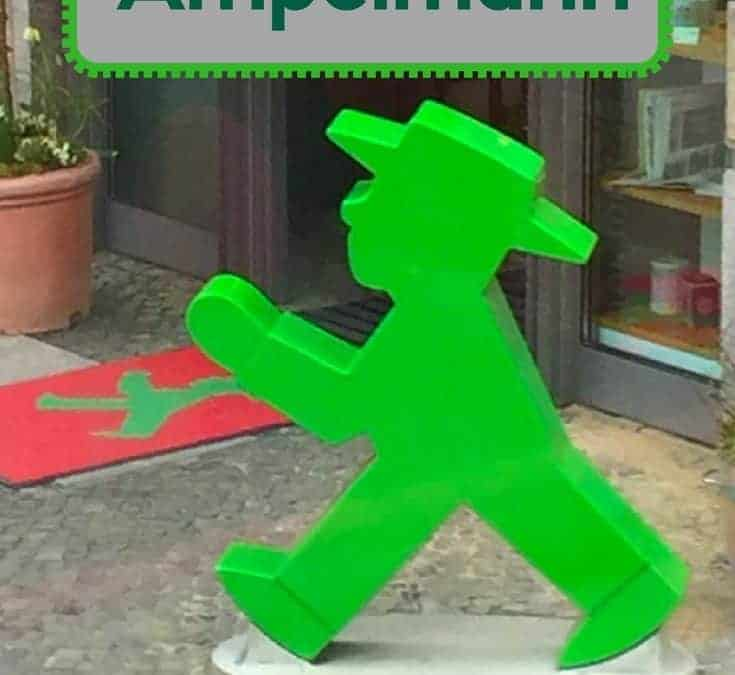 Ampelmann Create Not So Pedestrian Crossings in Berlin