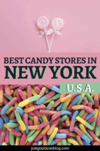 Probably many of you have a sweet tooth like me and my kids. In the spirit of exhaustive research (I know, tough job!), we have munched our way through Paris, London, Brazil,... This time we checked out two NYC candy stores. Looking for the best candy stores in nyc? - It's a tough battle: click and find out who wins! #candy #candystore #candystores #candybar #nyc #newyork