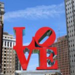 Public Displays of The Love Sculptures of Robert Indiana