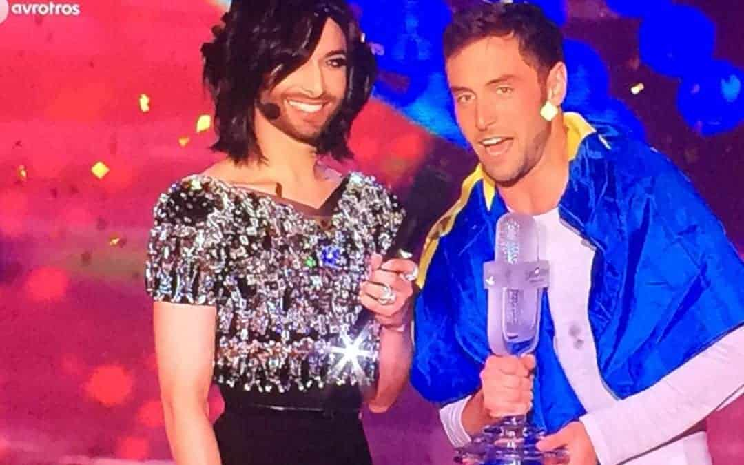 Eurovision 2015:  Building Bridges of Hilarity on Twitter