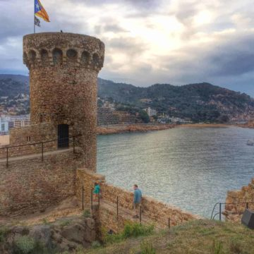 tossa de mar tower