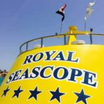 Swimming with the Fishes in the Royal Seascope