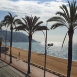 Lloret de Mar on the Costa Brava Spain