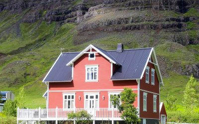 Seydisfjordur Wows with Artsy Charm in the East Fjords of Iceland