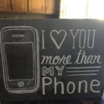 I love you more than my phone  Now thatshellip