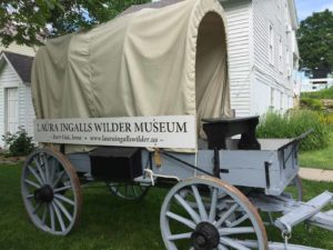 Laura Ingalls Wilder Museum Burr Oak Iowa