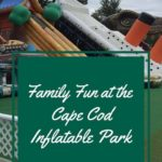 Family Fun at the Cape Cod Inflatable Park