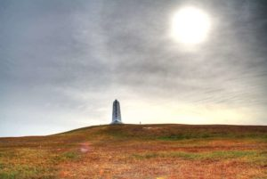 Wright Brother's memorial – Kitty Hawk, NC