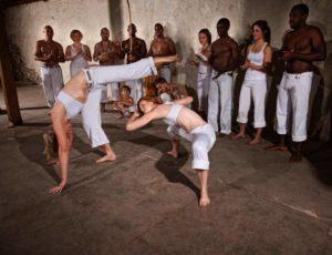 oeira a brazilian maritial art