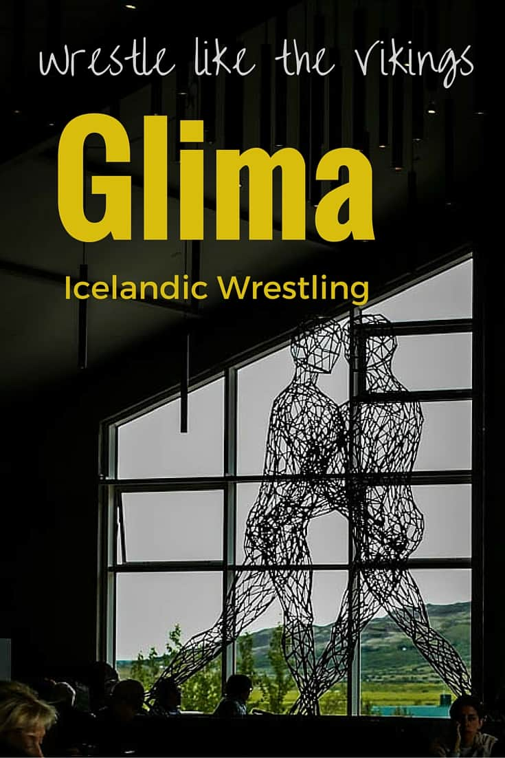 Glima is Icelandic Wrestling which is directly passed down from the Viking forms of wrestling