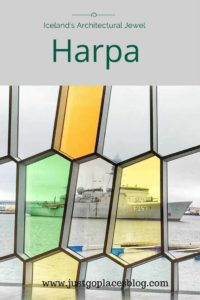 The Harpa Concert Hall in Reyjkavik in Iceland is a modern architectural delight for both adults and kids alike.