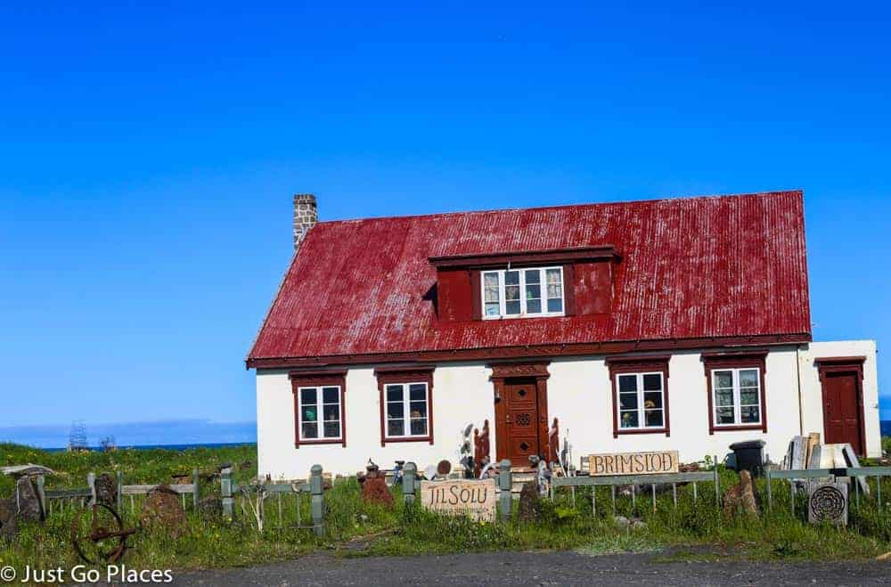 How Iceland Made Corrugated Steel Construction Charming