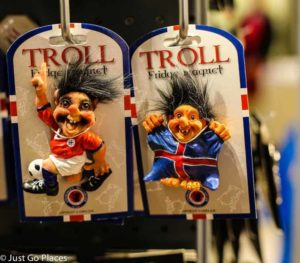 How to Be Icelandic troll