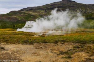 How to Be Icelandic geyser