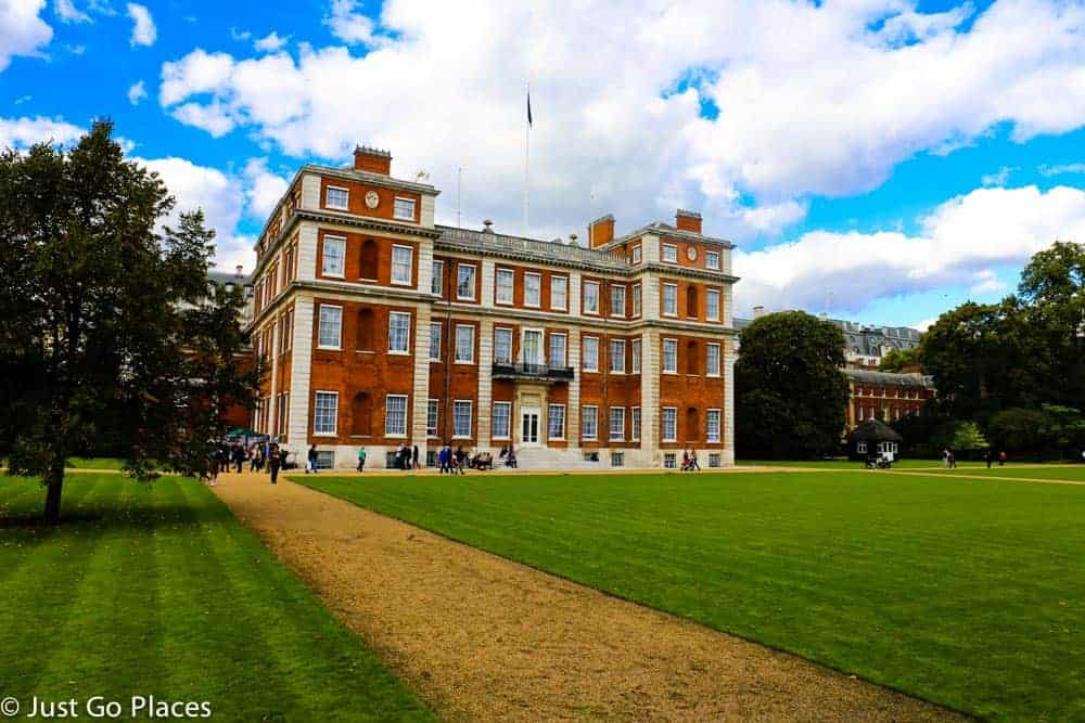 Marlborough House:  Recycling of a Royal Residence