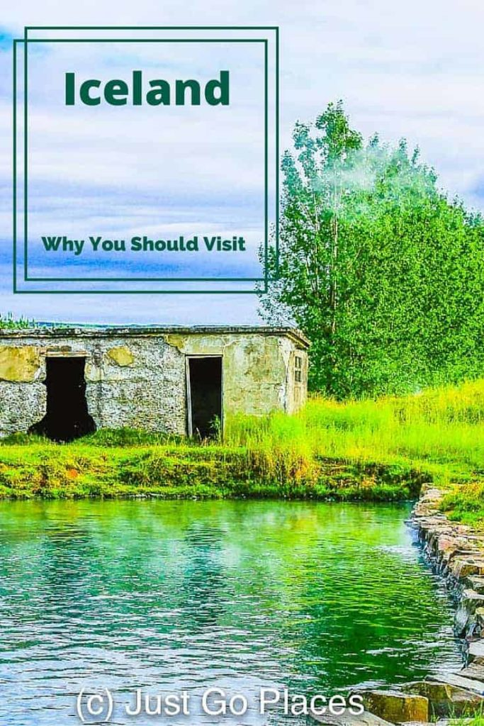 8 reasons why you should visit