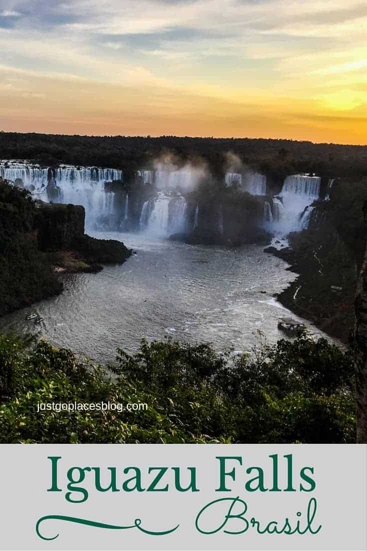 10 Fun Facts about Iguazu Falls on the border of Brasil and Argentina