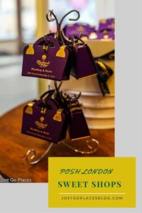 Posh London Candy stores