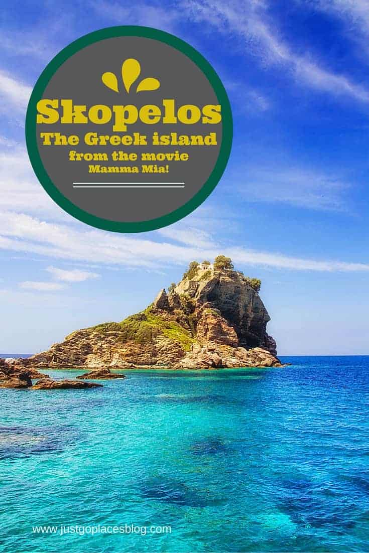 Skopelos, the Greek island from the movie Mamma Mia!
