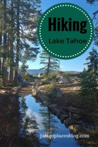 hiking in lake tahoe
