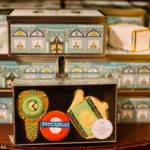 These colorful London cookies from Fortnum amp Mason are almosthellip