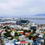 The colorful rooftops of reyjkavik are bright spots of colourhellip