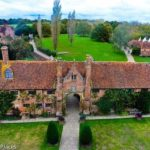 Sissinghurst fits the bill for a perfect English country homehellip