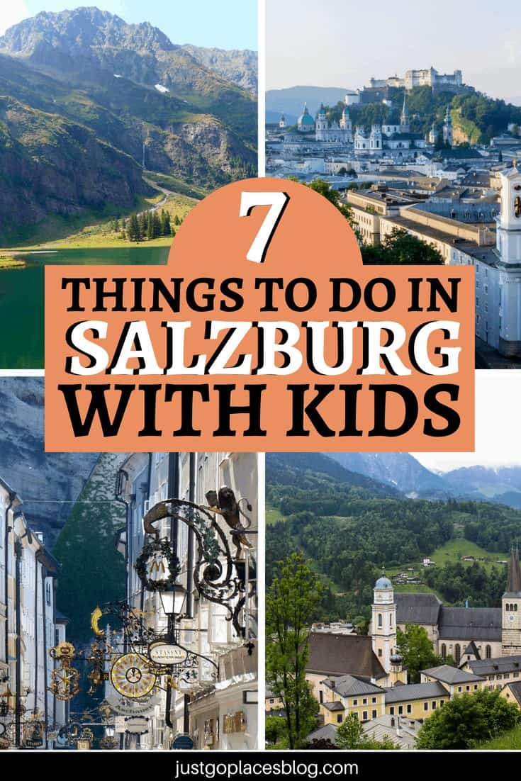 Heading to Salzburg soon? Check out the best things to do in Salzburg, Austria, with kids. In this Salzburg travel guide you'll find plenty of Salzburg travel tips and fun ideas for activities in and around Salzburg with your family. #salzburg #austria #kidfriendly